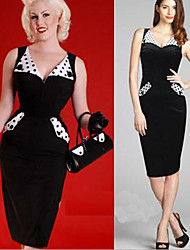 KuGoWomen's Dresses , Cotton Sexy/Casual KuGo
