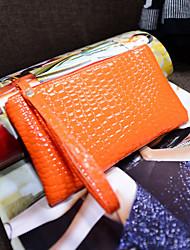 Uso professionale - Portafoglio da polso - Unisex - PU - Bianco / Rosa / Blu / Verde / Giallo / Arancione / Marrone / Rosso / Nero