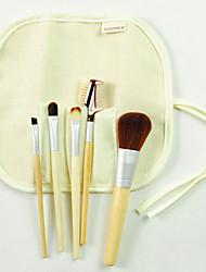 5Pcs Makeup Brushes Professional Cosmetic Make Up Brush Set