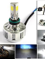 fari moto 32w3000lm bianco luce luminosa del LED lampadina luci h4 sezione generale h6