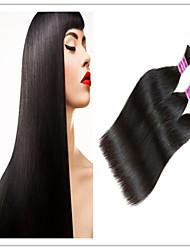 3Pcs/Lot 100% Natural Hair Bulk For Braids Brazilian Virgin Human Bulk Hair Cheap Bulk Hair Extensions