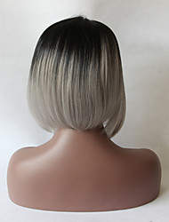 Hot Sale Short Straight Natural Remy Lace Wig Hand Tied Lace Front Wig on Sale EMMA Wigs the Best Wigs Store