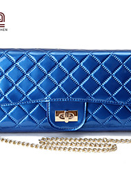 Handcee® Hot Selling Fashion PU Quilted Embossing Women Crossbody Bag