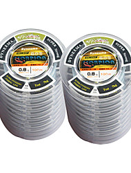 500M 100% Fluoro Carbon Spider King 100M Fishing Lines #3.5 high quality lines with standard 4 braids