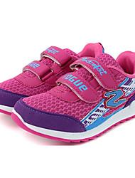 Zapatos de bebé - Sneakers a la Moda - Exterior / Casual - Tul - Rojo