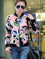 Women's Blue/Pink Jackets , Cute Long Sleeve