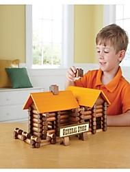 165 Pcs Small Wooden Creative Construction