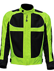 Riding Tribe Motorcycle Jacket  Racing Jackets  With Reflective Strips (Five Protector)
