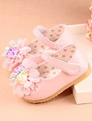 Baby Shoes Casual Flats Pink/White