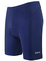 OUTTO Heren Voorjaar/Zomer Wielrennen Shorts Korte broeken Ademend/wicking/Compressie/3D Pad/Reflecterende strips/Reflecterende rand Blauw