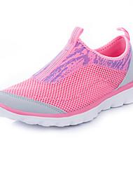 GRN® Walking Women's Shoes Tulle Blue/Yellow/Pink