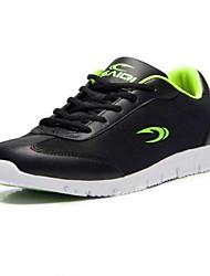 Running Men's Shoes Tulle Black/Red/White