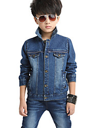 Boy's Behind Wild Zipper Jeans, Winter/Fall