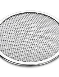 6-inch Round Pizza Mesh Baking Pan Thicken Aluminium Pizza Tray Net