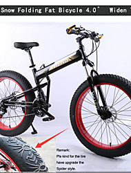 Mountain Bike Cycling 21 Speed 26 Inch/700CC Unisex Double Disc Brake Springer Fork Rear Suspension Ordinary/Standard Aluminium Alloy