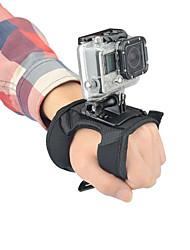 kingma montaje palma de la mano adaptador de correa para la muñeca correa de soporte de HQS montaje creativo estilo guante para GoPro