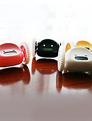 Runaway Alarm Clock Digital Alarm Clock on Moving Wheels Novelty Desk Clock