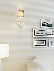 novo arco-íris ™ t stripe papel de parede contemporânea barra vertical parede papel de parede que cobre a arte de não-tecidos da parede da