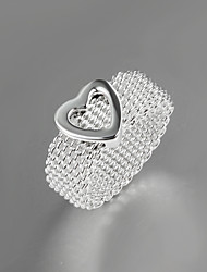Hot Selling Products Italy S932 Silver Plated Ring Wholesale Price Fashion Jewelry Ring