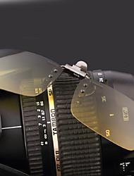 Polarized/100% UV400 Metal Resin Clip-On Lenses