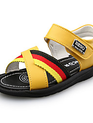 Baby Shoes Casual   Sandals Black/Yellow/White