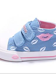Baby Shoes - Casual - Sneakers alla moda - Di corda - Blu / Rosa / Rosso
