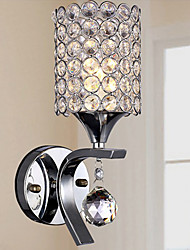 Wall Sconces Crystal/LED Modern/Contemporary Metal