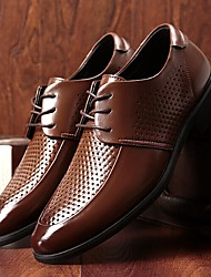 Amir New Fashion Hot Sale Men's Shoes Office & Career/Casual Leather Oxfords Black/Brown