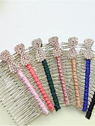 Южнокорейская шпилька шпилька подлинным восстановление древних путей вокруг ткань алмазов гребень стиле лука