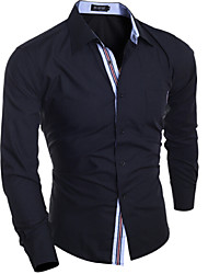 Mens Casual Business  Shirt