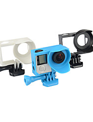 Accessories For GoPro Smooth Frame / Protective Case / Screw / Mount/HolderFor-Action Camera,Gopro Hero 2 / Gopro Hero 3 / Gopro Hero 3+