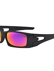 lunettes de sport classiques lunettes de soleil noires plein cadre