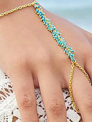 Hand String Of Beads Bracelets