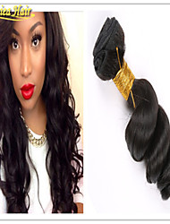3PCS/Lot 8A Hair Products Peruvian Virgin Hair Loose Wave Free Shipping Unprocessed Peruvian Top Human Hair