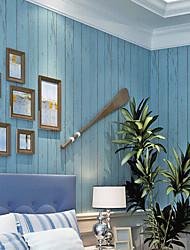 novo arco-íris ™ retro wallpaper stripe retro parede a nostalgia papel de parede que cobre a arte de não-tecidos da parede da tela