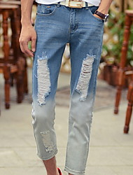 Men's Pant , Denim Casual