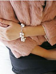 New Arrival Fashional Rhinestone Pearl Bracelet