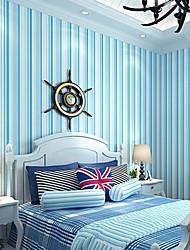 novo arco-íris ™ stripe papel de parede contemporânea parede simples e elegante cobrindo arte não-tecidos da parede da tela