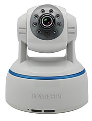 HOSAFE 2MW1 1080P Wireless PTZ IP Camera with Two Way Voice Intercom, Motion Detection, Email Alert