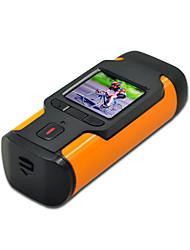 1080p High-Definition-Kamera Multifunktions-Mini-Antenne Outdoor-Sportarten Fahrrad dv (170 * 80 * 250mm)