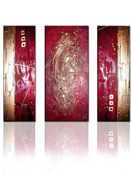 VISUAL STAR®High Quality Stretched Canvas Oil Painting Modern Home Deco Hand Paint Canvas Ready To Hang