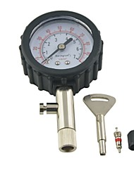 Truck Auto Vehicle Car Tyre Tire Air Pressure Gauge 0-100PSI Tester Dial Meter