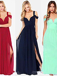 MIMIWomen's Dresses , Chiffon Vintage/Sexy/Beach/Casual/Party MIMI