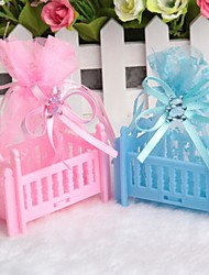 6 Piece/Set Favor Holder - Creative Plastic Favor Boxes/Candy Jars and Bottles Non-personalised