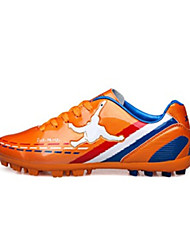 Soccer Unisex Shoes   Yellow/Orange