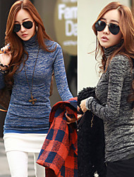 Women's Round Dresses , Others Sexy/Beach/Casual/Cute/Party Long Sleeve Cathy
