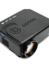 powerful® Mini proyector llevado soporte de video HD de 1080p con hdmi, usb, sd, televisión, mini proyector entradas VGA portátil