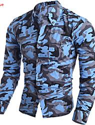 Men's Designer Casual Shirt - Slim Fit