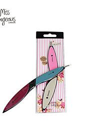 missgorgeous manicure pedicure 6 maneiras ferramentas removedor de cutícula arte amortecedor do prego prego cortador de unha trimmer
