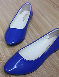 Women's Shoes Flat Heel Round Toe Flats Casual Black/Blue/White/Gray/Beige